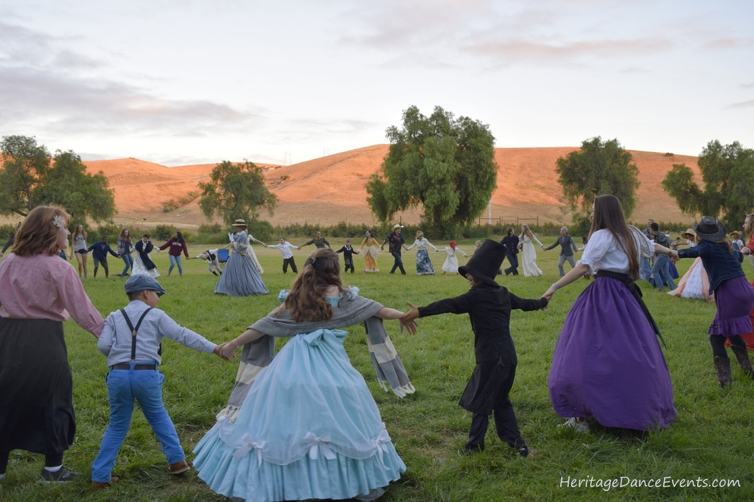 Music Heritage Dance Events