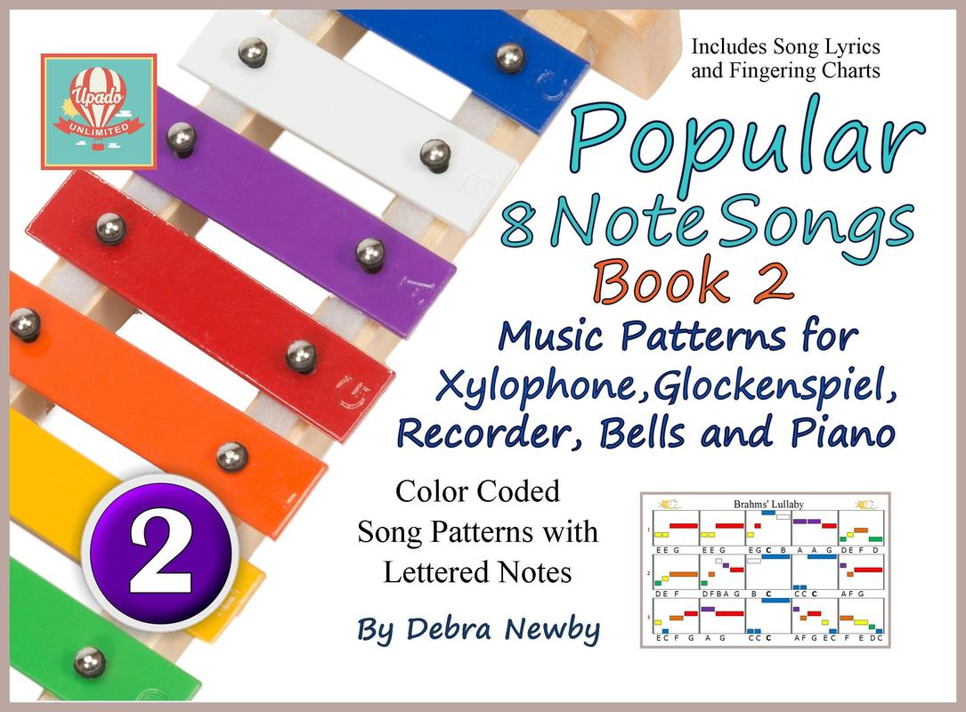 8 Note Song Music Patterns