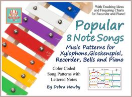 Popular 8 Note Songs